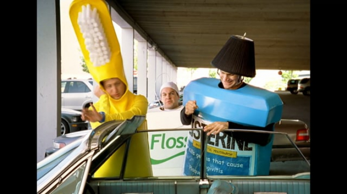Listerine - Floss Guy